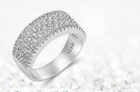 £16 instead of £99.99 (from Gemnations) for a crystal ring and box- save 84%