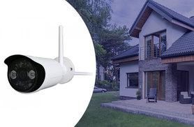 £49.99 instead of £89.99 (from Hedoo) for a wireless HD motion-detecting camera with night vision - save 44%