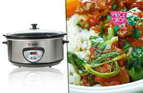 £22 instead of £98.99 (from Vivo Mounts) for a 6.5 litre slow cooker- save 78%
