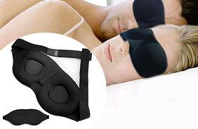 £3.99 instead of £18 (from Vivo Mounts) for a 3D foam sleep aid mask or £6.99 for two - save up to 78%