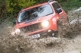 £60 for a 30-minute off-road Jeep experience, £110 for 60-minutes, £155 for 90-minutes with Jeep Off The Grid at a choice of four locations