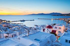 From £139pp (from ClearSky Holidays) for a four-night Mykonos beach break with breakfast and flights, from £259pp for a seven-night stay - save up to 23%