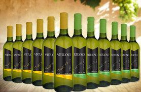 £39.99 (from Eassy Gifts) for a premium selection of white wine - receive 12 bottles