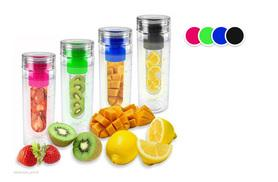 £3.98 instead of £18.50 (from Vivo Technologies) for a fruit-infusing water bottle - choose from four styles and a range of colours and save 78%