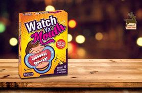£12 instead of £49.99 (from Tomllo) for a Watch Ya' Mouth™ party game - save 76%