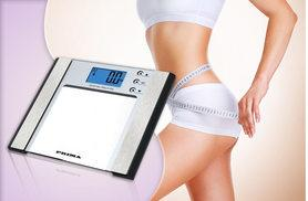 £12 instead of £36.01 for a set of 7-in-1 weight, water & BMI bathroom scales - save 59%