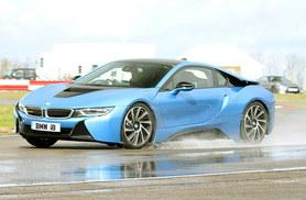 £39 for a weekday three-lap BMW i8 driving experience, £49 for a weekend three-lap experience at one of three locations from Supercar Test Drives - save up to 74%