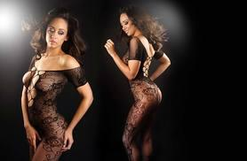 £7.99 instead of £24.99 (from Who Runs The World) for a sexy Alexa bodystocking - save 68%