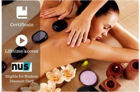 £12 instead of £65 for an online hot stone massage course from OfCourse - save 82%