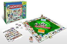 £11.99 instead of £23 for My Monopoly personalised board game with interactive app from Ckent Ltd - save 48%