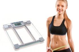 £12 instead of £39.99 (from DUK) for a set of BMI bathroom scales - save 70%
