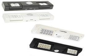 £9.99 instead of £20.99 for a 16 LED cupboard sensor strip light from Ckent Ltd - save 52%