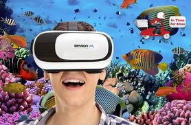 £12.99 instead of £59.01 (from Essim Shop) for a cinematic virtual reality headset - save 78%