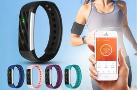 £12.99 instead of £23 for a 10-in-1 lite activity bracelet keeping you fit in five stylish colours from Ckent Ltd - save 44%