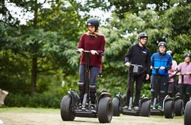 £19 for a weekday Segway experience for one, from £38 for an experience for two, or £99 for four with Segway Events - choose from 14 locations! - save up to 30%