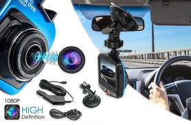 £13.99 instead of £85 (from Tomllo) for an HD dash cam or £22.99 for a camera with 32GB memory card - save up to 84%