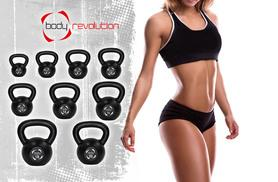 From £10.99 (from nu-fit) for a cast iron kettlebell – choose your weight from 4kg-28kg and save up to 50%