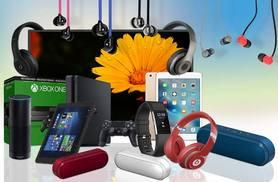 £9 for a Mystery Electronics Deal - products include Beats headphones, an Apple iPad 3, an Xbox One, Seiko TV and more!