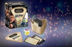 £6.99 instead of £16 (from Bubble Bedding) for a Harry Potter Trivial Pursuit card game - show off your wonderful wizarding knowledge and save 56%