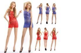 £7.99 instead of £17 (from Fifty Shades of Lust) for a sexy cut-out mini dress - choose from red and blue and save a sensual 53%