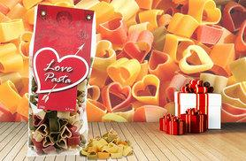 £3.99 instead of £9.99 (from London Exchain Store) for a 250g bag of love-shaped pasta - save 60%