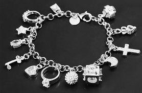 £5 instead of £19.99 (from My Boutique Store) for a lucky charm bracelet - save 75%