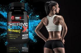 £9 instead £27 (from Health Rack) for a one-month supply* of Thermo Burn Xtr reloaded 'fat burner', £19 for a three-month supply* - save up to 67%