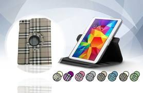 £4.99 instead of £11.99 (from Planet of Accessories) for a rotating iPad case and stand - select from three models, two designs and eight colours and save 58%