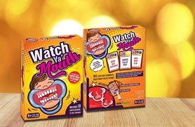 £12 instead of £46 (from Tomllo) for a Watch Ya' Mouth™ party game - save 74%