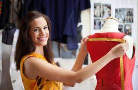£24 instead of £197 (from Centre of Excellence) for an online fashion design and dressmaking diploma course - save 88%