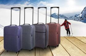 £9.99 (from Karabar) for Slimbridge cabin-approved hand luggage - choose from four fun styles