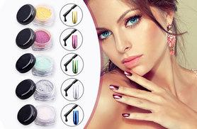 £4 instead of £19.99 (from Alvi's Fashion) for a 2g jar of magic mirror nail powder, £15 for five jars - save up to 80%