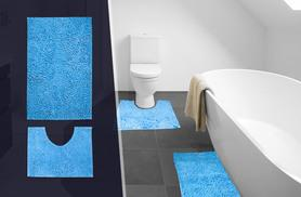£7.99 instead of £29.99 (from Groundlevel) for a two-piece soft-touch memory foam bathroom mat set - choose from ten great colours and save 73%