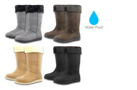 £29 instead of £99 (from Class Watches) for a pair of women's waterproof boots - choose from four colours and save 71%