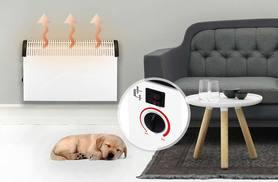 £12 instead of £44.98 (from Who Needs Shops) for a 2kW convector heater - save 73%