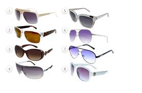From £18 (from Brand Arena) for a pair of Guess sunglasses - choose from 14 styles in a range of frame and lens colours and save up to 81%