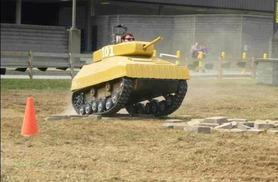 £29 instead of £67.50 for a 90-minute paintball tank driving session at Netley Hall Paintball, Dorrington - save 57%