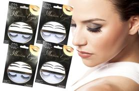 £18 for a 4pk eyelash styling set from United Beauty