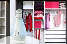 £39 instead of £78.99 for a cool mist ultrasonic humidifier from Deals Direct - save 51%
