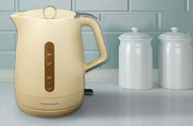 £19.99 instead of £23.01 (from Deals Direct) for a Morphy Richards Chroma 1.5 litre jug kettle - save 13%