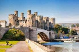 £59 for an overnight stay for two stay with breakfast, a glass of Prosecco each and late check-out, or £99 for a two-night stay at The Bridge Inn, Conwy - save up to 45%