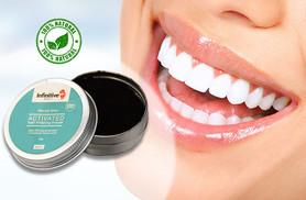 £4 instead of £28 (from Forever Cosmetics) for a charcoal teeth whitening powder - get smiling and save 86%