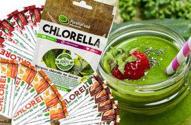 £12 instead of £35.34 (from Eco Trading Exchange) for a two-week* beauty cleanse pack including chlorella tablets and snack bars - save a detoxifying 66%
