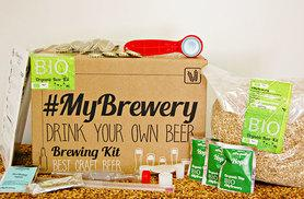 £59.99 (from Eassy Gifts) for a #MyBrewery brew your own beer kit - choose an Albero pale ale, India pale ale or ECO kit and save up to 41%