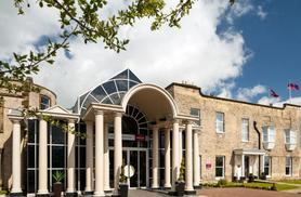 £79 (at Mercure York Fairfield Manor Hotel) for an overnight stay for two people including breakfast and early check-in - save up to 51%