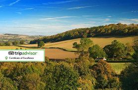 From £89 (at The Fox Inn, Much Wenlock) for a two-night Shropshire break for two with breakfast and a bottle of wine, from £119 for a three-night stay - save up to 53%