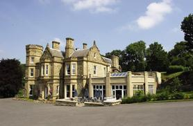 £149 (at Hollin Hall Country House Hotel) for a two-night break for two people including a three-course dinner, Prosecco, cream tea and breakfast - save up to 45%
