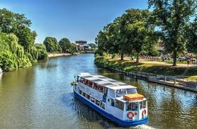 £139 (at Buckatree Hall Hotel) for a two-night Shropshire escape for two including dinner with wine, breakfast and river cruise tickets - save up to 40%