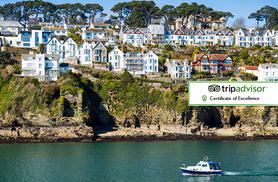 From £49 (at Best Western Fowey Valley) for an overnight Cornwall break for two with breakfast, from £89 for two nights, or from £129 for three nights - save up to 46%