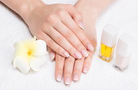£15 for a mini manicure, mini pedicure and facial for one person at Clear Skin Therapy, Leicester